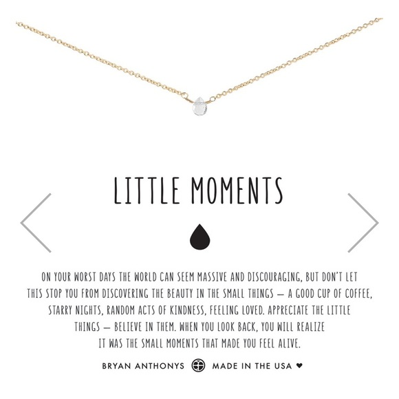 586e075b5681 Bryan Anthonys Little Moments Necklace